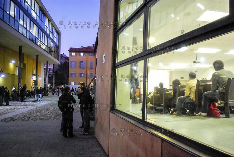 Milano, Facoltà di Scienze Politiche dell'Università degli Studi di Milano --- Milan, department of Political Science of the University of Milan