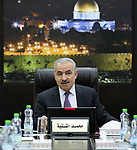 PALESTINIAN PRIME MINISTER