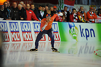 SPEEDSKATING: ERFURT: 19-01-2018, ISU World Cup, 500m Men A Division, Hein Otterspeer (NED), photo: Martin de Jong