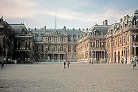 Palace of Versailles,  principal royal residence of France from 1682, under Louis XIV, until the start of the French Revolution in 1789, under Louis XVI.