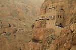 Greek Orthodox Quarantal Monastery on the Mount of Temptation