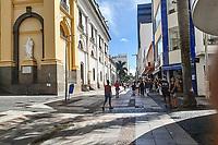 02/03/2021 - MOVIMENTAÇÃO NO CENTRO DE CAMPINAS