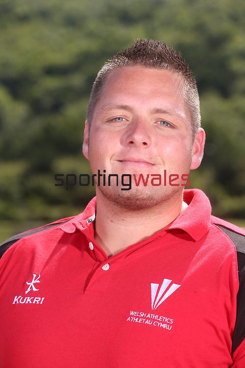 Team Wales athletes<br /> Ryan Spencer Jones<br /> 05.06.14<br /> ©Steve Pope-SPORTINGWALES