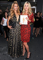 """Nicky Hilton """"365 Style"""" Book Signing - Nicky Hilton in Conversation with Paris Hilton"""