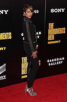 """NEW YORK, NY - FEBRUARY 04: Alicia Quarles at the New York Premiere Of Columbia Pictures' """"The Monuments Men"""" held at Ziegfeld Theater on February 4, 2014 in New York City, New York. (Photo by Jeffery Duran/Celebrity Monitor)"""