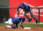 Dodgers @ Rangers 032617