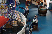 Maritime Museum in  St.Helier, Insel Jersey, Kanalinseln