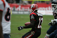 Jamall Broussard (Wide Receiver Cologne Centurions)