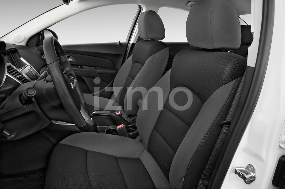 Front seat view of a 2015 Chevrolet Cruze 4-Door Sedan 2LT Automatic 4 Door  Front Seat car photos