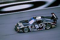 #3 Jaguar..2002 Rolex 24 at Daytona, Daytona International Speedway, Daytona Beach, Florida USA Feb. 2002.(Sports Car Racing)