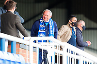 1st May 2021; Weston Homes Stadium, Peterborough, Cambridgeshire, England; English Football League One Football, Peterborough United versus Lincoln City; Peterborough United Director of Football Barry Fry after the final whistle