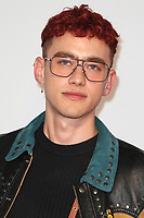 """Olly Alexander<br /> at the premiere of """"A Star is Born"""", Vue West End, Leicester Square, London<br /> <br /> ©Ash Knotek  D3436  27/09/2018"""