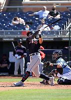 Yu Chang - Cleveland Indians 2021 spring training (Bill Mitchell)