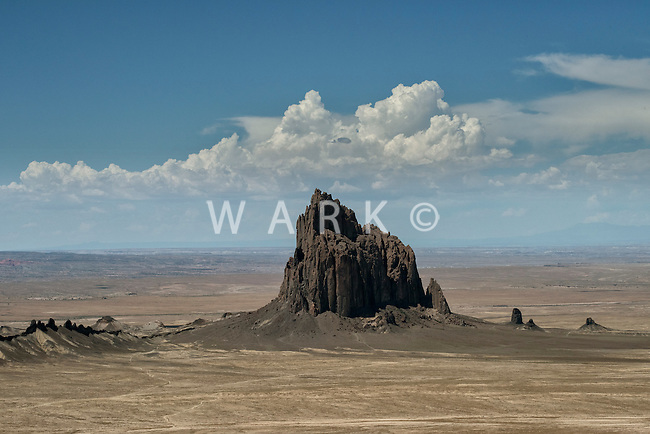 Shiprock, New Mexico.  Aug 2014.  812628