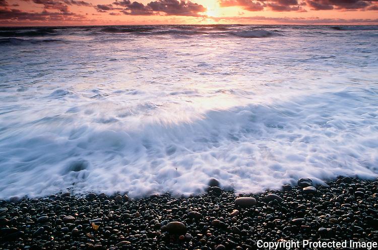 Seaside Beach, Cardiff