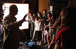 UCLA Kodak Cinematographer in Residence 2012