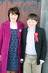 Darragh McCann with his sponsor Terry Reilly at the Confirmation in Clogherhead Church...Photo NEWSFILE/Jenny Matthews.(Photo credit should read Jenny Matthews/NEWSFILE)....This Picture has been sent you under the condtions enclosed by:.Newsfile Ltd..The Studio,.Millmount Abbey,.Drogheda,.Co Meath..Ireland..Tel: +353(0)41-9871240.Fax: +353(0)41-9871260.GSM: +353(0)86-2500958.email: pictures@newsfile.ie.www.newsfile.ie.FTP: 193.120.102.198.