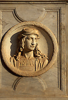 Italien, Umbrien, an der Porta Romana in Foligno