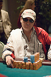 """Spiro Mitrokostas and his """"monster"""" chips."""