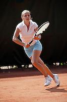 16-8-06,Amsterdam, Tennis, NK,  Quarter final match, Olga Kaloesnaja