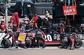 2017 NASCAR Xfinity Series<br /> DC Solar 200<br /> Phoenix International Raceway, Avondale, AZ USA<br /> Saturday 18 March 2017<br /> Erik Jones, Reser's Main St Bistro Toyota Camry pit stop<br /> World Copyright: Russell LaBounty/LAT Images<br /> ref: Digital Image 17PHX1rl_5105