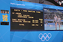 2012 Olympic Games - Synchronized Swimming - Women's Duets Final
