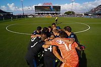 SAN JOSE, CA - SEPTEMBER 29: during a Major League Soccer (MLS) match between the San Jose Earthquakes and the Seattle Sounders on September 29, 2019 at Avaya Stadium in San Jose, California.