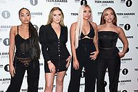 Little Mix<br /> arriving for the Radio 1 Teen Awards 2018 at Wembley Stadium, London<br /> <br /> ©Ash Knotek  D3454  21/10/2018
