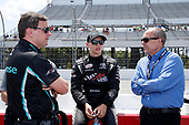 NASCAR XFINITY Series<br /> Pocono Green 250<br /> Pocono Raceway, Long Pond, PA USA<br /> Saturday 10 June 2017<br /> Kyle Benjamin, Hisense Toyota Camry with crew chief Chris Gabehart and TRD USA President David Wilson<br /> World Copyright: Lesley Ann Miller<br /> LAT Images<br /> ref: Digital Image lam_170610POC10835