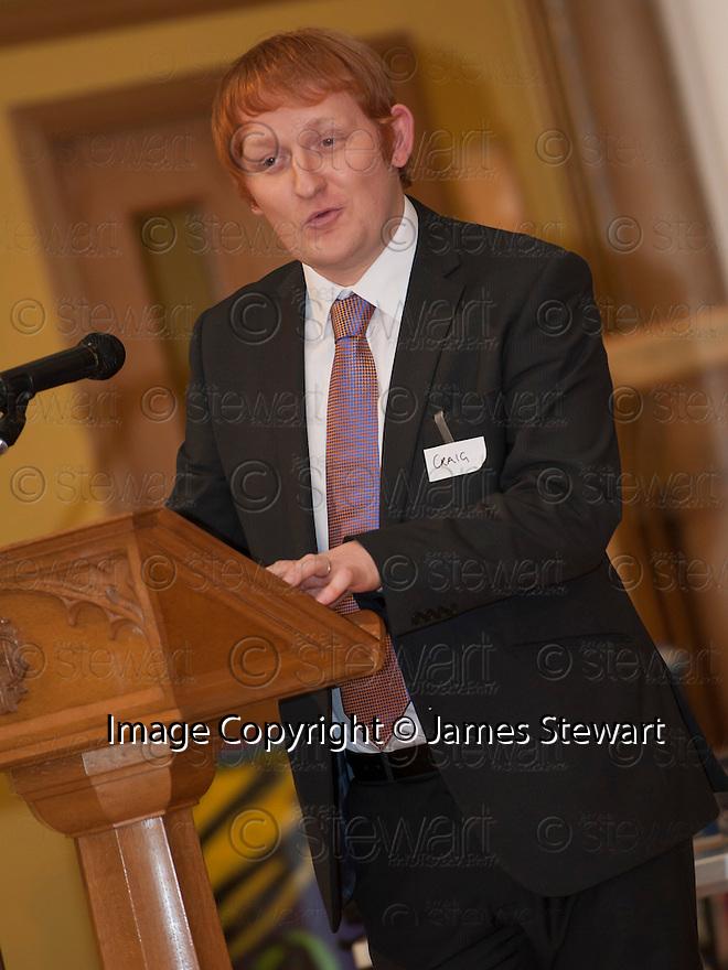 Litter Strategy Awards 2013 : Councillor Craig R Martin.