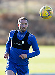 St Johnstone Training….09.10.20     <br />Chris Kane pictured during training at McDiarmid Park this morning ahead of tomorrow's Betfred Cup game against Brechin.<br />Picture by Graeme Hart.<br />Copyright Perthshire Picture Agency<br />Tel: 01738 623350  Mobile: 07990 594431