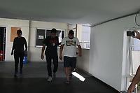 Rio de Janeiro (RJ), 06/03/2020 - Crime-Rio - Operacao prende membros de quadrilha que desviavas petroleo no Rio de Janeiro. Um dos criminosos foi preso no Espirito Santo e foi levado pra Cidade da Policia no Rio de Janeiro, nesta sexta-feira  (06). (Foto: Celso Barbosa/Codigo 19/Codigo 19)