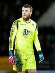 St Johnstone v Celtic…..29.01.20   McDiarmid Park   SPFL<br />Zander Clark<br />Picture by Graeme Hart.<br />Copyright Perthshire Picture Agency<br />Tel: 01738 623350  Mobile: 07990 594431