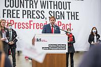 2020/10/07 Politik | Pressefreiheit | Reporter ohne Grenzen | US-Wahl