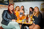 Laura Foley from Lohercannon celebrating her birthday in Sean Og's on Saturday, l to r: Kayley Tierney, Laura Foley, Grace Stack, Katelyn O'Brien and Megan McBride.