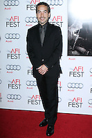 """HOLLYWOOD, CA - NOVEMBER 12: Steve Jablonsky at the AFI FEST 2013 - """"Lone Survivor"""" Premiere held at TCL Chinese Theatre on November 12, 2013 in Hollywood, California. (Photo by David Acosta/Celebrity Monitor)"""