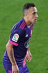 Real Valladolid's Fabian Orellana during La Liga match. November 2, 2020. (ALTERPHOTOS/Acero)