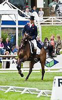 GBR-William Fox-Pitt (LIONHEART) 2012 GBR-Equi-Trek Bramham International Horse Trial - Friday Dressage CIC***: INTERIM-=17TH