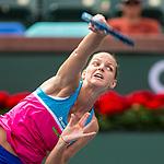 Karolina Pliskova (CZE) defeated Amanda Anisimova (USA)