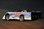 Feb 12, 2009; 7:06:46 PM; Barberville, FL, USA; World of Outlaws Late Model Series for the $10,000 to win at Volusia Speedway Park.  Mandatory Credit: (thesportswire.net)