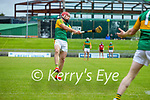 Fionan O'Sullivan, Kerry during the National hurling league between Kerry v Down at Austin Stack Park, Tralee on Sunday.