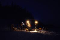 Lynda Plettner Arrives in Eagle Island_1 at Night