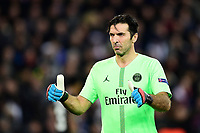 BUFFON Gianluigi (PSG) <br /> Parigi 6-03-2019 <br /> Paris Saint Germain - Manchester United <br /> Champions League 2018/2019<br /> Foto JB Autissier / Panoramic / Insidefoto