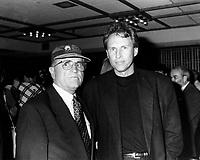 Serge Losique<br />  et Pierre Brousseau<br /> <br />  1994 File Photo -