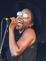 Soul II Soul perform at the Pub in the Park's Drive In Garden Party at Knebworth Park, Herts on Saturday September 12th 2020<br /> CAP/ROS<br /> ©ROS/Capital Pictures