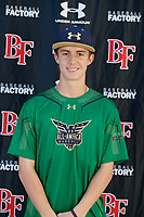 Isaac Bateman during the Under Armour All-America Tournament powered by Baseball Factory on January 17, 2020 at Sloan Park in Mesa, Arizona.  (Mike Janes/Four Seam Images)