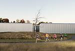 Running at the North Carolina Museum of Art