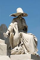 Cuba, Kolumbus-Friedhof Cristobal Colon in Habana, Unesco-Weltkulturerbe