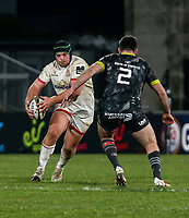 2nd January 2021   Ulster vs Munster <br /> <br /> Eric O'Sullivan during the PRO14 Round 10 clash between Ulster Rugby and Munster Rugby at the Kingspan Stadium, Ravenhill Park, Belfast, Northern Ireland. Photo by John Dickson/Dicksondigital