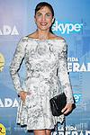 "Spanish Actress Toni Acosta attend the Premiere of the movie ""La vida inesperada"" at the Callao Cinema in Madrid, Spain. April 25, 2014. (ALTERPHOTOS/Carlos Dafonte)"